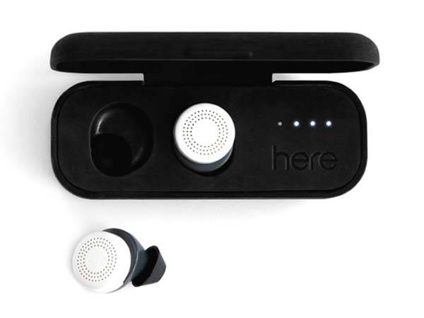 Here Wireless Earbuds Listening System