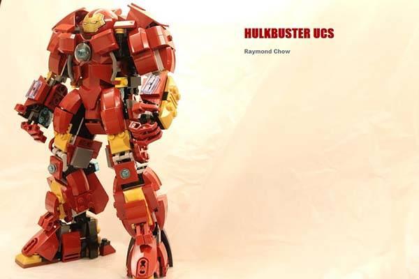 Hulkbuster UCS LEGO Set