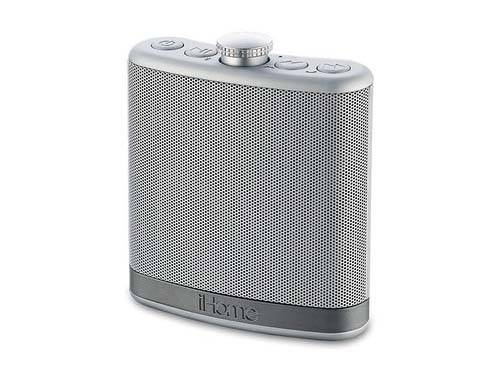 iHome iBT12 Flask Shaped Portable Bluetooth Speaker