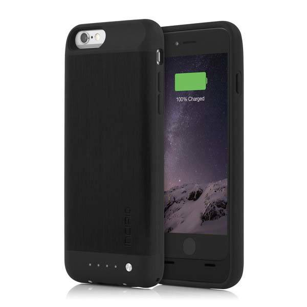 Incipio Ghost QI iPhone 6 Battery Case with Wireless Charging Receiver