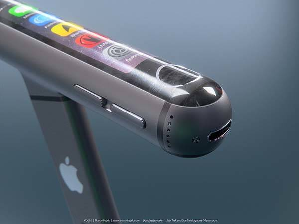 iPhaser Apple Styled Star Trek Phaser