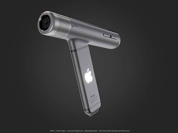 iPhaser Apple Styled Star Trek Phaser