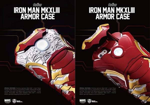 Iron Man Mark 43 Armor iPhone 6 Case