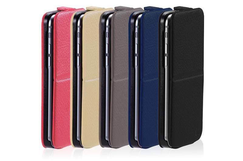 Just Mobile SpinCase Leather iPhone 6 Case