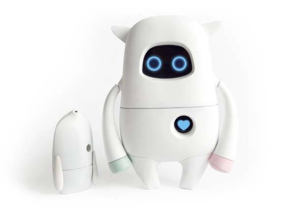 Musio Artificially Intelligent Robot
