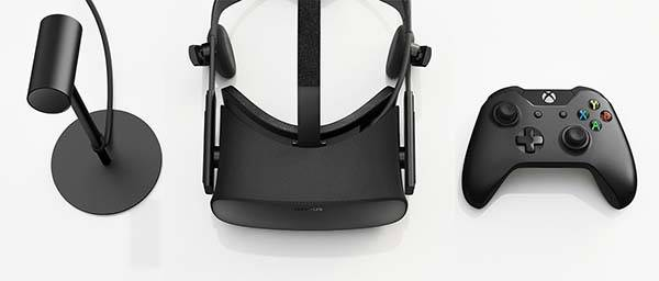 Oculus Rift Vr Headset Comes With Xbox One Wireless