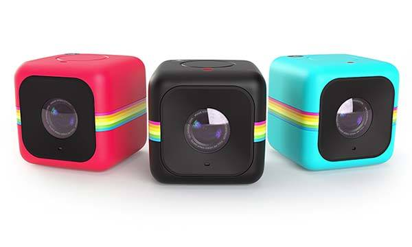 Polaroid Cube+ Action Camera with WiFi