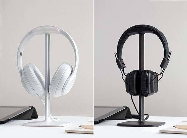 BlueLounge Posto Aluminum Headphone Stand
