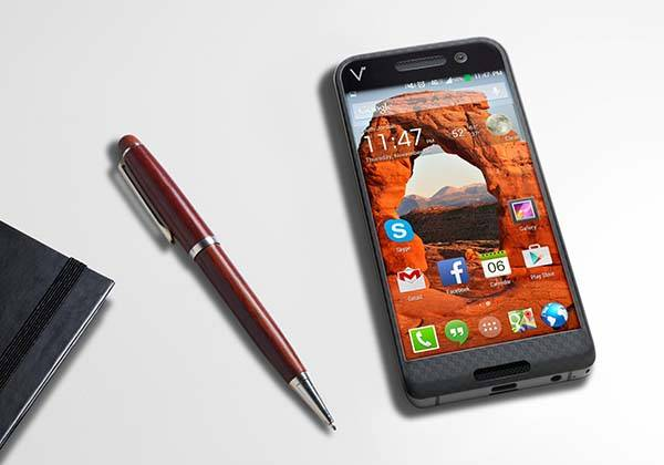 Saygus V SQUARED Waterproof Smartphone