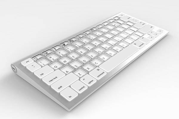 Sonder Customizable Bluetooth Keyboard