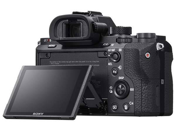 Sony Alpha a7R II Full-Frame Mirrorless Camera