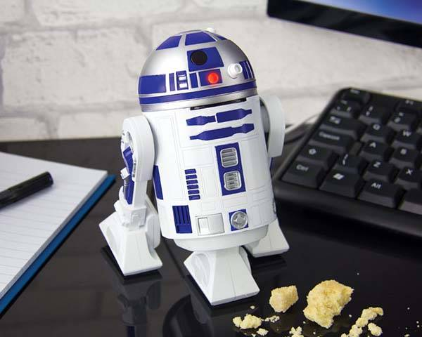 Star Wars R2 D2 Desk Vacuum Gadgetsin
