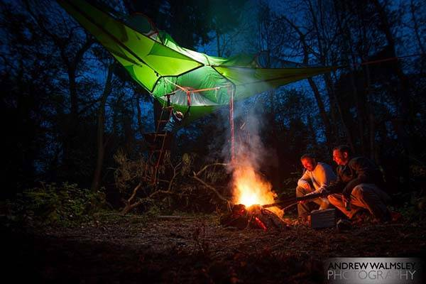 Tentsile Trilogy Tree Tent Fits 6 People and Even More