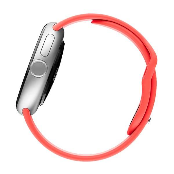 The Concept Rounded Apple Watch