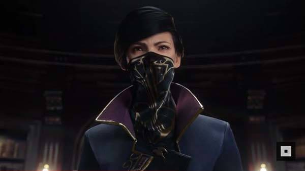 The First Dishonored 2 Game Trailer