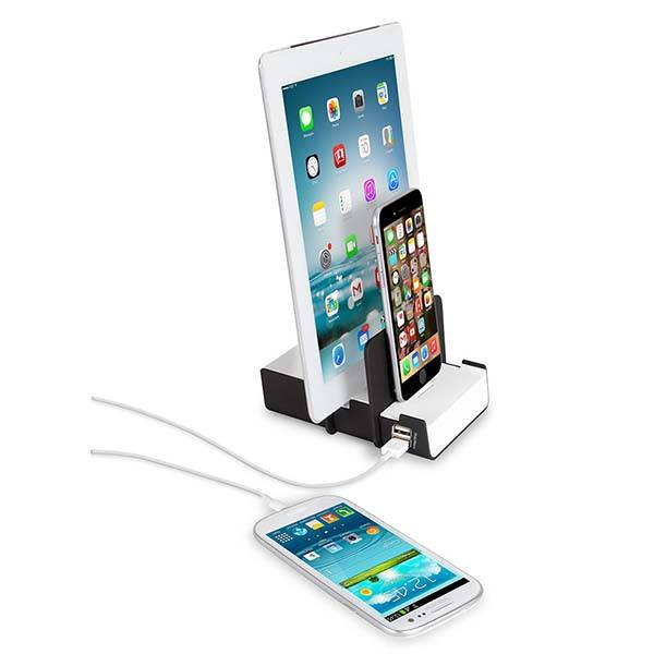 The Four Device Charging Station