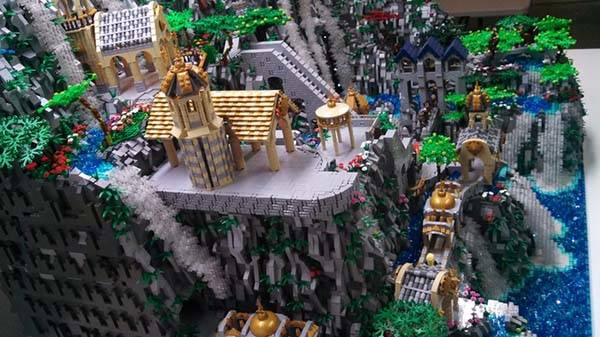 The Hobbit Rivendell Lego Set Gadgetsin