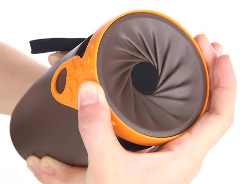 Twist Lid Drink Traveller Iris Inspired Travel Mug