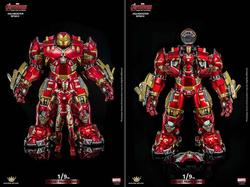 The 1/9 Scale Hulkbuster Diecast Figure