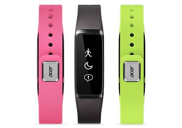 Acer Liquid Leap+ Fitness Tracker
