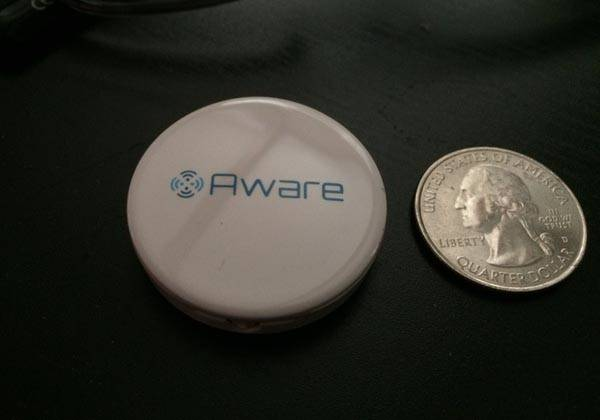 AwareCar Bluetooth Car Tracker