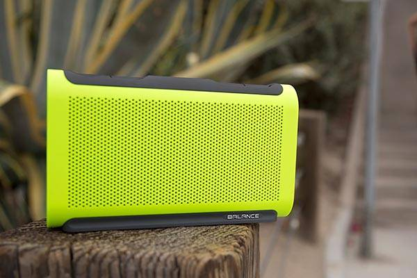 Braven Balance Waterproof Portable Bluetooth Speaker