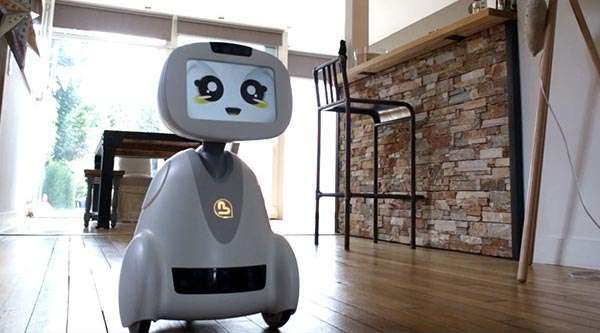 Buddy Smart Companion Family Robot