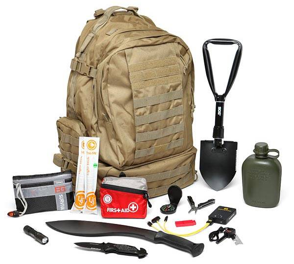 Bug Out Backpack Ready for Your Camping Trip