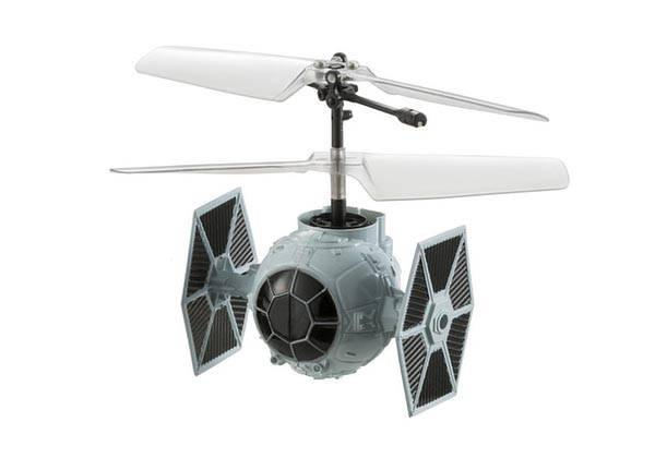 Chara-Falcon Star Wars Remote Controlled TIE Fighter