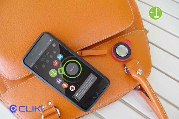 CLIKI iPhone 6 Case With Smart Button
