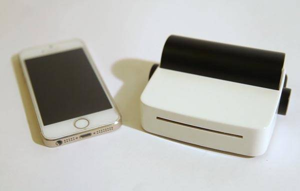 droprinter portable smartphone printer