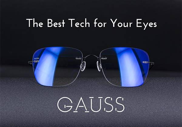 Gauss Sunglasses Protect Your Eyes from the Harmful Radiations from the Sun and Digital Screens