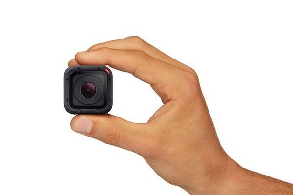 GoPro HERO4 Session Action Camera
