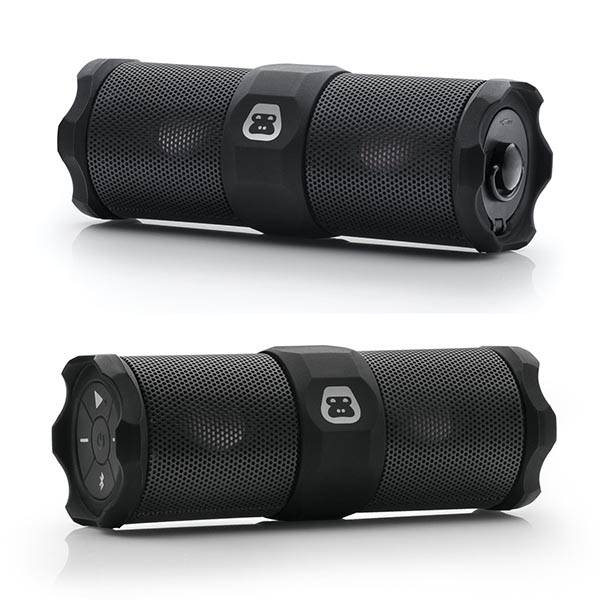 G-TUBE Water-Resistant Portable Bluetooth Speaker