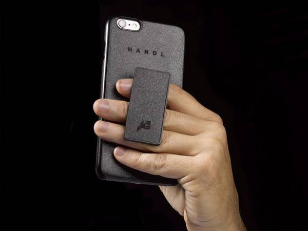 HandL iPhone 6 Plus Case Provides a steady grip