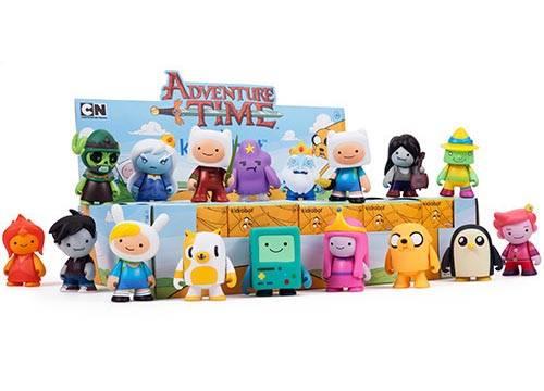 Kidrobot Adventure Time 3 Mini Figure Series Gadgetsin
