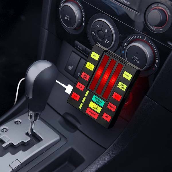 Knight Rider KITT USB Car Charger