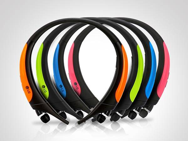 LG Tone Active Sporty Bluetooth Headset