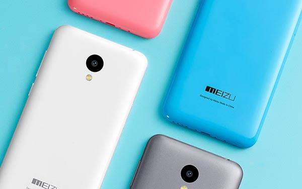 Meizu M2 Smartphone with Charming Colors and Low Price Tag
