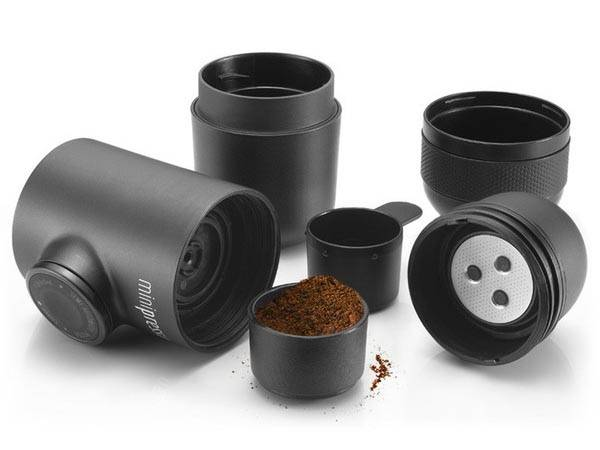 Minipresso Hand-Powered Portable Espresso Maker