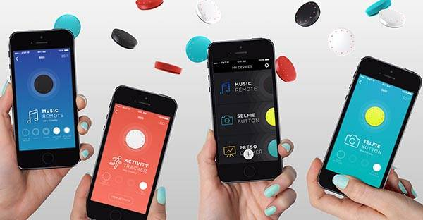 Misfit Flash Link Fitness Tracker with Smart Button