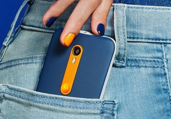 Motorola New Moto G Smartphone