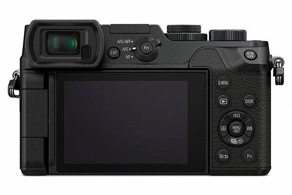 Panasonic LUMIX DMC-GX8 Interchangeable Lens Mirrorless Camera