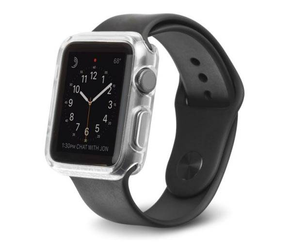 Rekform Crystal Slim Apple Watch Case