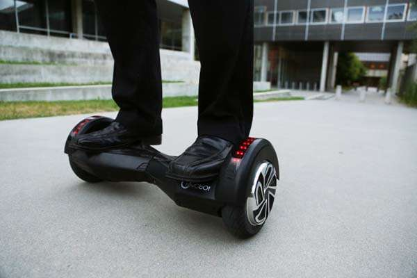RevoBot Body Gravity Electric Scooter Board