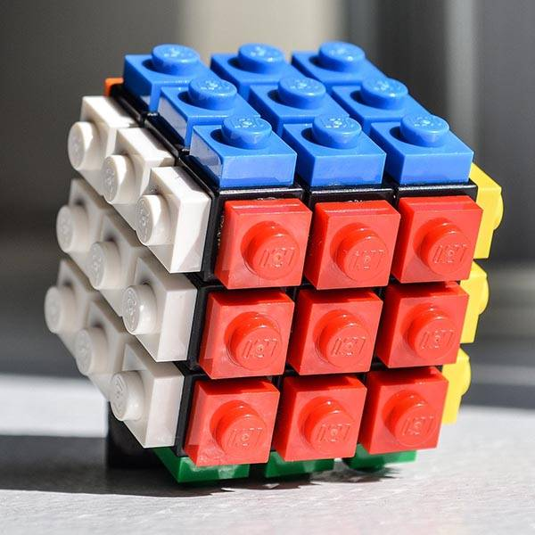 Rubrick LEGO Rubik's Cube