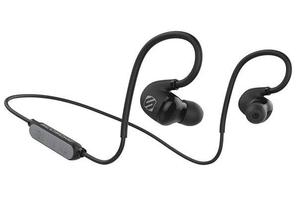Scosche SportclipAIR Bluetooth Earbuds