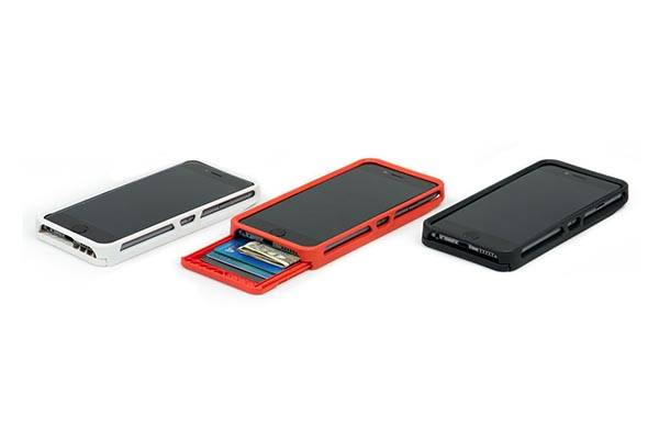 Slyder 6 iPhone 6 Case with a Hidden Compartment for Your Cards and Cash