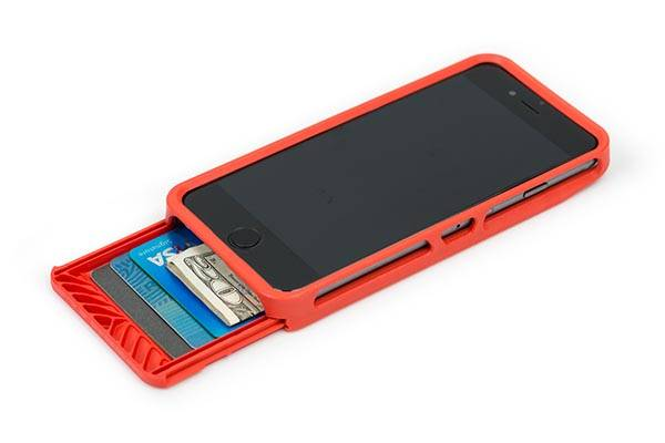 pretty nice 60fbf ac220 Slyder 6 iPhone 6 Case with a Hidden Compartment for Your Cards and ...