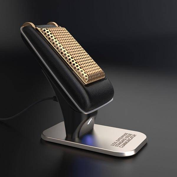 Star Trek Communicator Bluetooth Handset